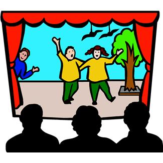 kids get to  quot act it out quot  in the trove white plains drama clip art black and white drama clip art free