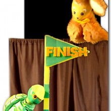 The Tortoise and the Hare Puppet Show