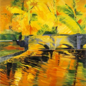Hilda_Demsky-1.Autumn_in_Full_Bloom__oil-c._36_x_36._2013_In Use