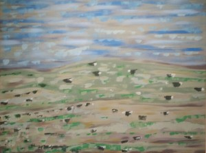 Untitled_2014_Acrylic_on_Canvas