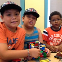 Children Built White Plains in Lego®