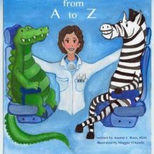 Author Storytime: Who Visits Me From A to Z at the dentist