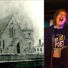 Poetry Slam @ Grace Church on 10/5