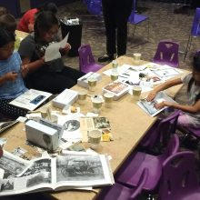 The Art of Local History: Collage Night