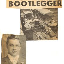 Local History: Biography Scrapbooks