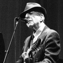 Featured Collections: Leonard Cohen
