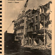 Local History: Urban Renewal Collection