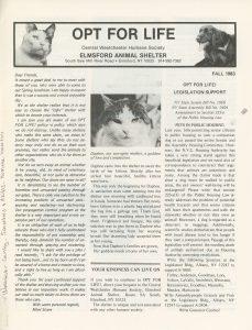 HumaneSocietyFall1983