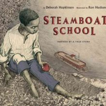 Black History StoryWalk® Features Steamboat School