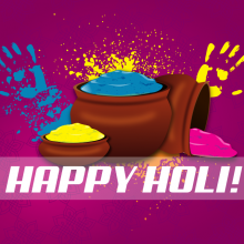 Family Program: Celebrate Holi