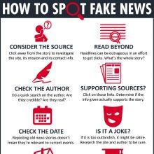 Fake News Workshop 3/22 @ 7:00 PM