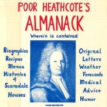 Local History: Almanacks & Almanacs
