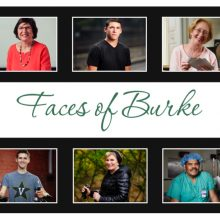Faces of Burke Patient Stories come to White Plains Library