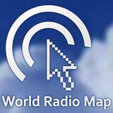 World Radio Map