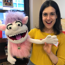 Puppet Playtime with Nicola Rose