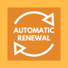 Automatic Renewal