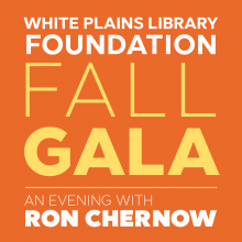 Fall Gala 2018 with Ron Chernow