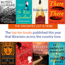 Best Books of 2018 Poll