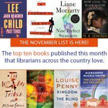 November 2018 LibraryReads