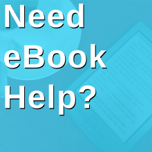 Need eBook Help?