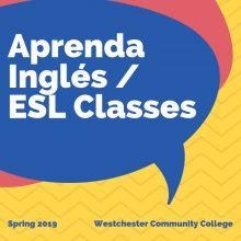 Aprenda Inglés (ESL Classes)
