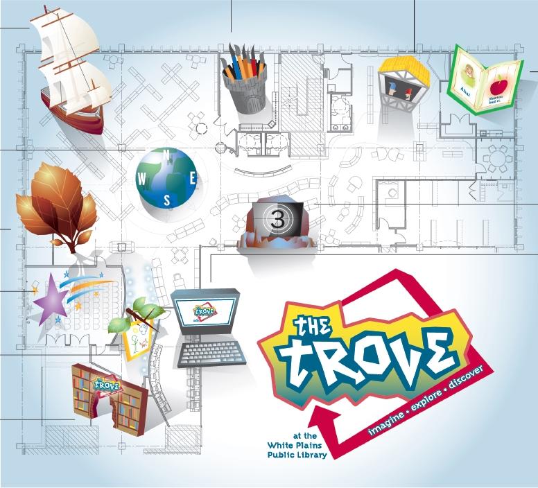 Trove Map