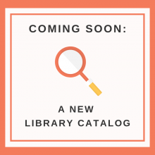 A New Catalog