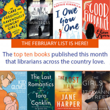 February 2019 LibraryReads