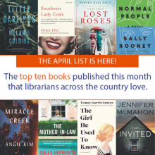 April 2019 LibraryReads