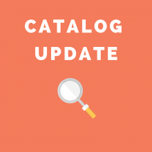 Catalog Update: Tips