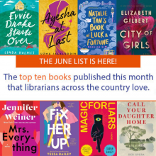 June 2019 LibraryReads