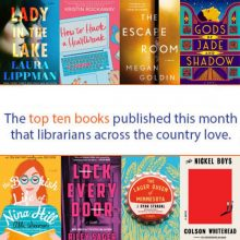 July 2019 LibraryReads