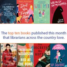 September 2019 LibraryReads