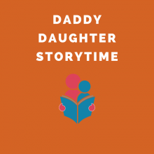 Daddy-Daughter Storytime: Bark, George
