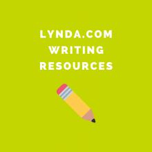 Lynda.com Writing Resources