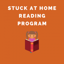 #WPPLreads: Kids Stuck at Home Reading Program