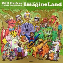 Family Fun Friday – August 14: Imagine Land