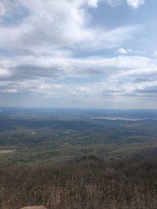 Overlook Mountain at 3,140