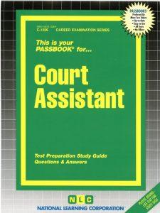 Passbook court assistant