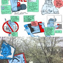 Documenting COVID-19: Inhaler PandemiComic