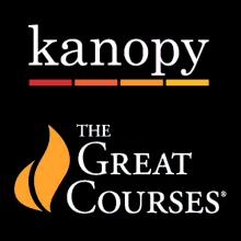 The Great Courses on Kanopy