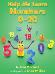 Help Me Learn the Numbers 0-20