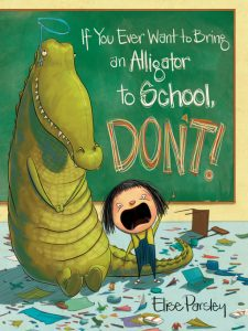 If You Ever Wanted To Bring An Alligator To School, Don't!