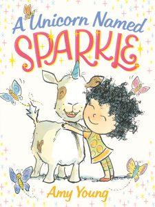Unicorn Named Sparkle