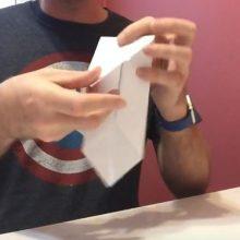 STEAM at Home: Magic Foldable Box
