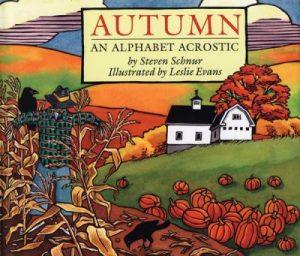 Autumn-an Alphabet Acrostic