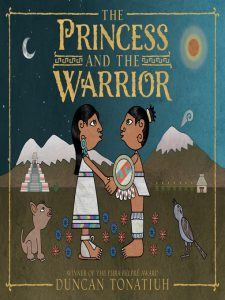 The Princess and the Warrior- A Tale of Two Volcanoes