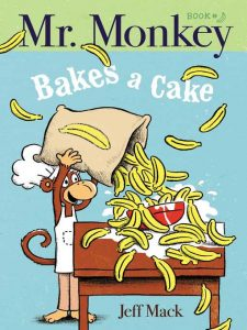 Mr. Monkey Bakes a Cake