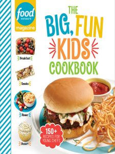 The Big, Fun, Kids Cookbook