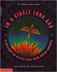 in a circle long ago